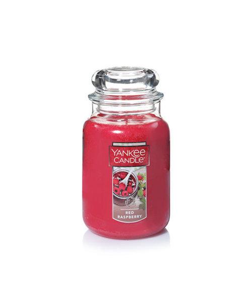 Yankee Candle ароматна свещ RED RASPBERRY